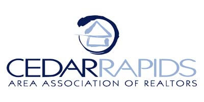 Cedar Rapids Area Association of Realtors logo