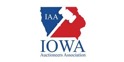 Iowa Auctioneers Association logo