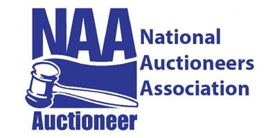 National Auctioneers Association logo