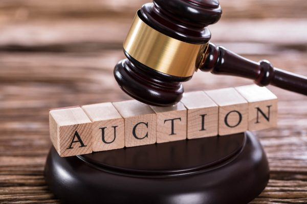 Auctions gavel